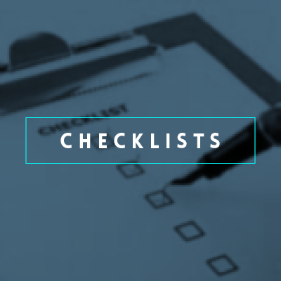 Checklists_pack