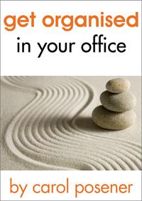 Get Organised in Your Office eBook